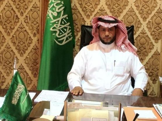 مدير الدفاع المدني بالأفلاج في زيارة للهدار
