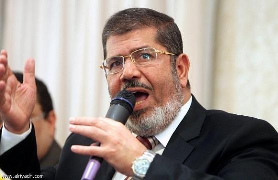 """مرسي:تصريحاتي حول """"الصهيونية"""" خرجت سياقها"""