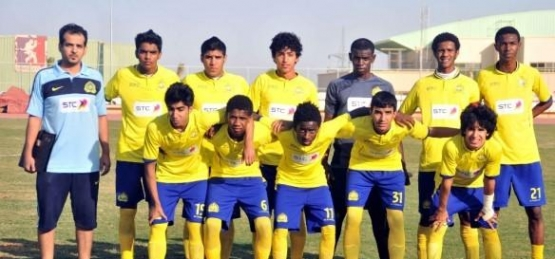 صغار النصر يشاركون في بطولة الكأس الدولية بالدوحة