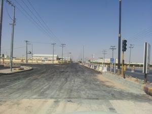 مواطنين : متى يتم إفتتاح طريق الملك عبدالعزيز مع طريق الملك عبدالله
