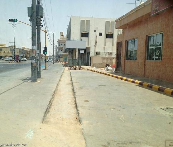 مكافحة الفساد : تابعت مع بلدية الأفلاج بشأن إصلاح شوارع المحافظة