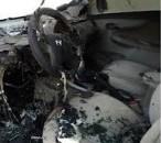 احتراق ثلاث سيارات أمنية بوادي الدواسر