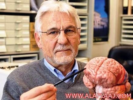 عالم ألماني يعثر على وكر شيطاني في الدماغ