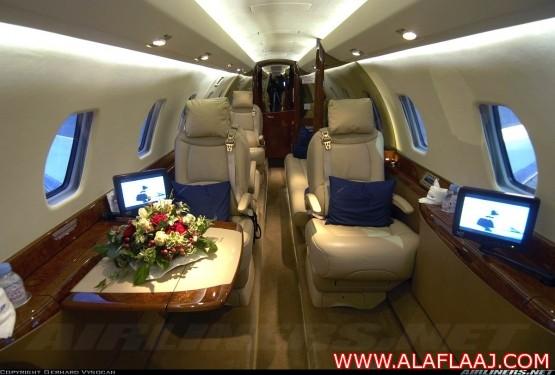 الوليد بن طلال يبيع طائرة القصر الطائر قبل أن يستلمها