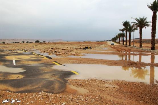 مشاريع درء أخطار السيول بين الإهتمام والأهمال