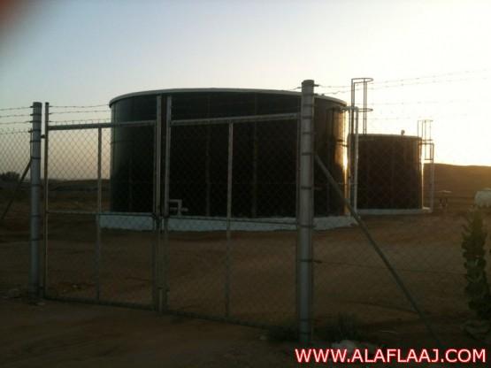 تشغيل محطة مياه الهدار تجاوباً مع مانشر في صحيفة الأفلاج الإلكترونية