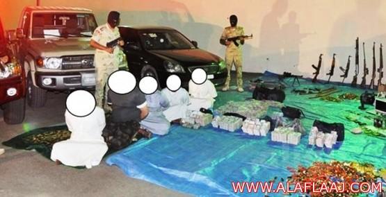 الداخلية: إصابة «30» من رجال الأمن في مواجهة مع مهربي المخدرات