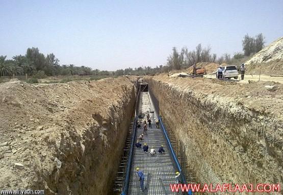 519 مليون ريال لـ 29 مشروعاً للمياه والصرف بالمملكة