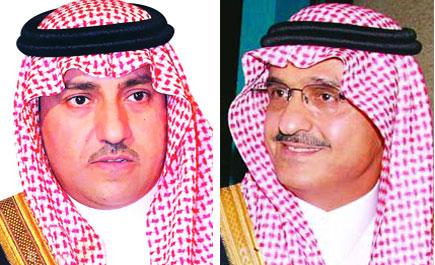 قبيلة ال أبو راس يرحبون بصاحب السمو الملكي أمير منطقة الرياض وسمو نائبه في زيارتهم للمحافظة