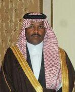 الاستاذ صالح المجادعه يرحب بسمو أمير منطقة الرياض وسمو نائبة نيابه عن جماعته