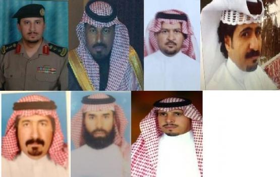 عدد من مواطني مركز الصغو يرحبون بسمو أمير المنطقة ونائبه