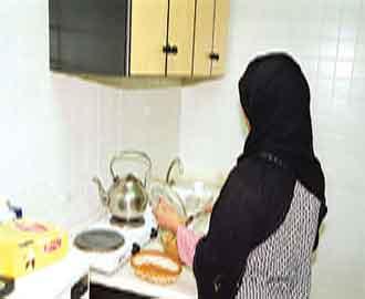 """""""خادمات بنجلاديشيات"""" في السعودية.. قريباً"""