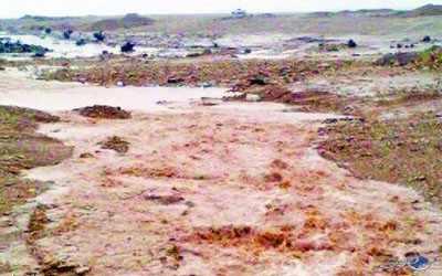 الأرصاد : استمرار فرص هطول الأمطار على المملكة