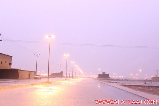 بالصور .. أمطار غزيرة مصحوبة بزخات من البرد تشهدها المحافظة والمراكز التابعة لها