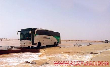 الأفلاج: الرفع لأمير منطقة الرياض بجملة حلول لمشاكل السيول