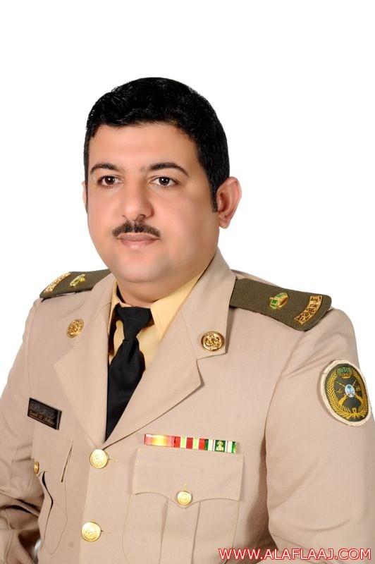 النقيب عبدالله الهوامله إلى رتبة رائد بالقوات البرية