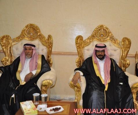 الهوامله تحتفل بزواج الدكتور محمد والشابان سعد وشجاع