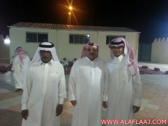 دفعة كلية الملك فهد الأمنيه تشهد تخريج عدد من أبناء الأفلاج