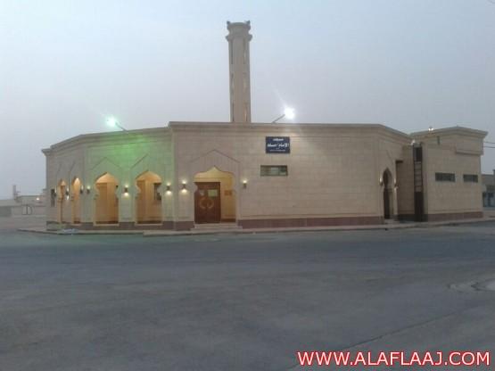 مسجد الإمام المسلم يقيم سلسله من الكلمات الدعويه في شهر رمضان