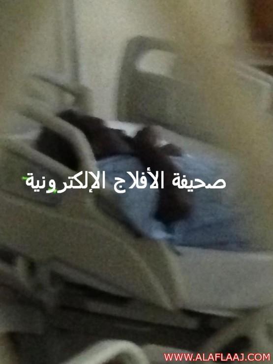 مريض الإيدز  والدرن يتجول داخل أروقة مستشفى الأفلاج العام !!