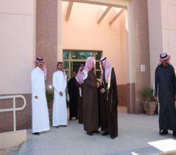 محافظ الافلاج يستقبل مدير مكافحة المخدرات بمنطقة الرياض