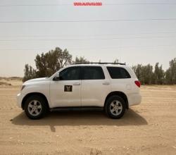 """""""طويق التطوعي"""" يبدأ البحث عن مفقود الرياض بحوطة بني تميم"""