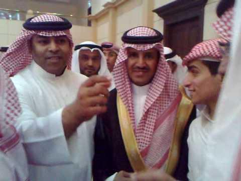زواج خالد عبدالرحمن